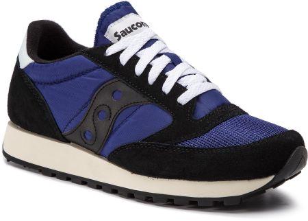 6438f438d7cb Sneakersy SAUCONY - Jazz Original Vintage S70368-49 Black Navy eobuwie. Buty  sportowe męskie SauconySneakersy ...