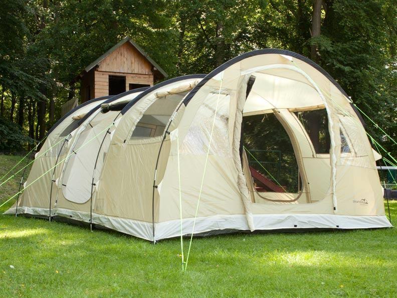Namiot Skandika Namiot Gotland 5000Mm Beż Ceny i opinie