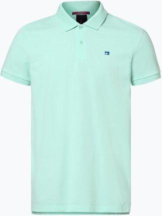 da65041b07 Amazon Scotch   Soda męska koszulka polo AMS blauw Classic Garment ...