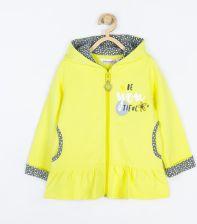 96fec5264c46d Bluza dla dziewczynki Coccodrillo - ONE OF A KIND ...