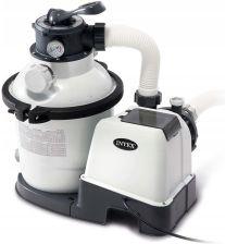 Intex Pompa Filtrujaca Piaskowa Z Hydro Aeracja 26644 Ceny I Opinie Ceneo Pl