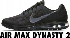 pretty nice 407ed d7879 43 Buty męskie Nike Air Max Dynasty 2 Czarne Shox