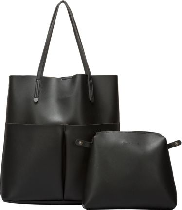 760e215012557 Dwukolorowa torebka damska monnari pojemna torba na ramię oryginalny ...
