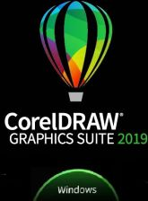 CorelDRAW Graphics Suite 2019 PL Upgrade (CDGS2019CZPLDPUG)