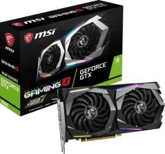 MSI GeForce GTX 1660 GAMING X 6GB OC (GEFORCEGTX1660GAMINGX6G)
