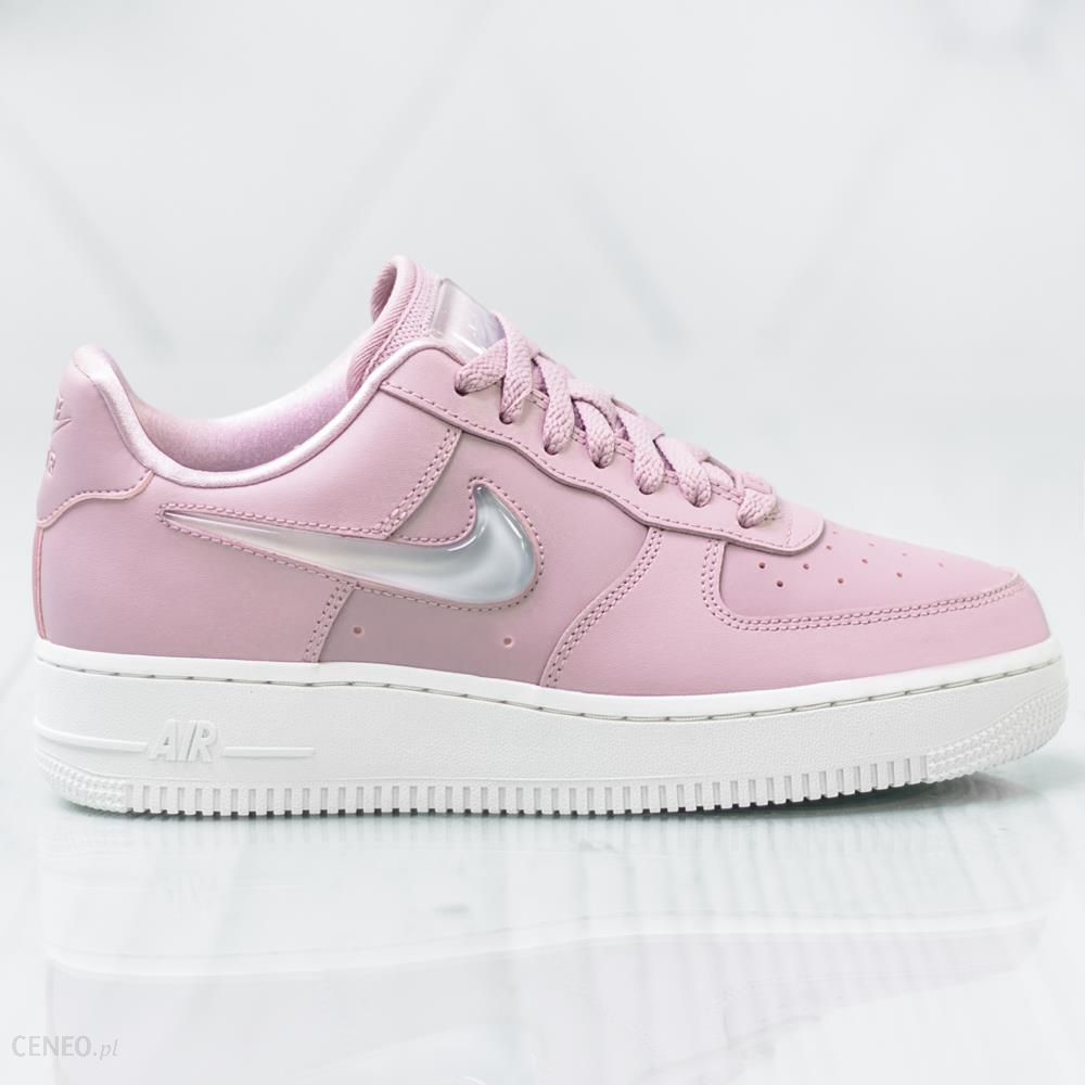 NIKE WMNS AIR FORCE 1 '07 SE PRM AH6827 201 | kolor RÓŻOWY