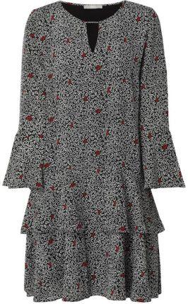 6e660736aa Jake s Collection Sukienka ze wzorem w serca ...