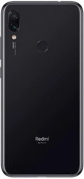 f8085d878680a3 Xiaomi Redmi Note 7 4/64GB Czarny - Ceny i opinie na Ceneo.pl