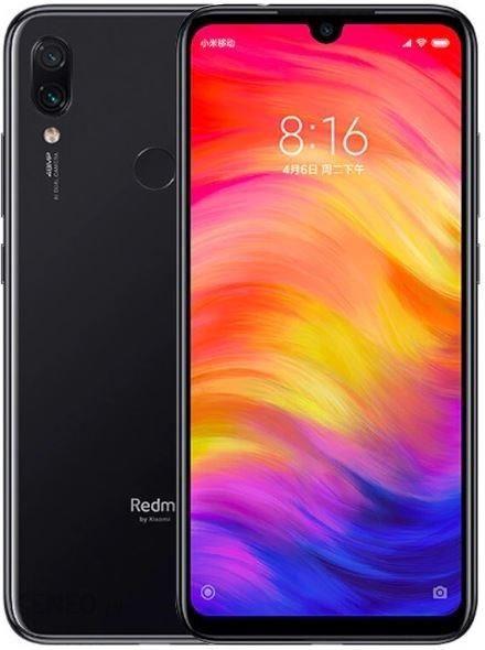 Xiaomi Redmi Note 7 4 64gb Czarny Cena Opinie Na Ceneo Pl