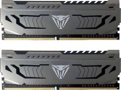 Patriot Viper Steel 16GB (2x8GB) DDR4 3200MHz CL16 (PVS416G320C6K)