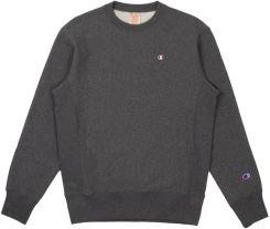 91e14a02de22c Bluza Champion Reverse Weave Crewneck Sweatshirt Dark Grey (212572-EM519)