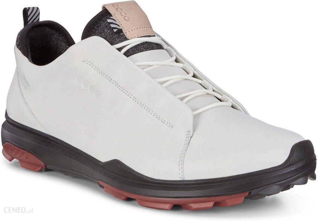 Ecco Golf Biom Hybrid 3 White Racer