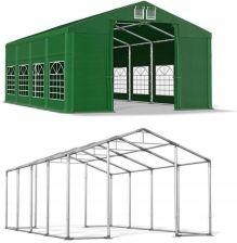 Namiot Ogrodowy Winter 5X8m 2,5m Zimowy Pvc Wysoki Ceny i