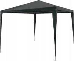 Namiot Imprezowy, 3X3 m, Pe, Zielony Gxp 678410 Ceny i