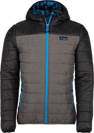 0cd594cc8b01f Męska pikowana kurtka zimowa KILPI FITZROY-M niebieska 19
