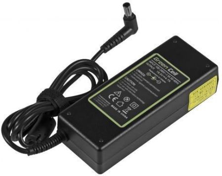 Ładowarka zasilacz do laptopa Sony 19,5V 90W 4,7A Green Cell