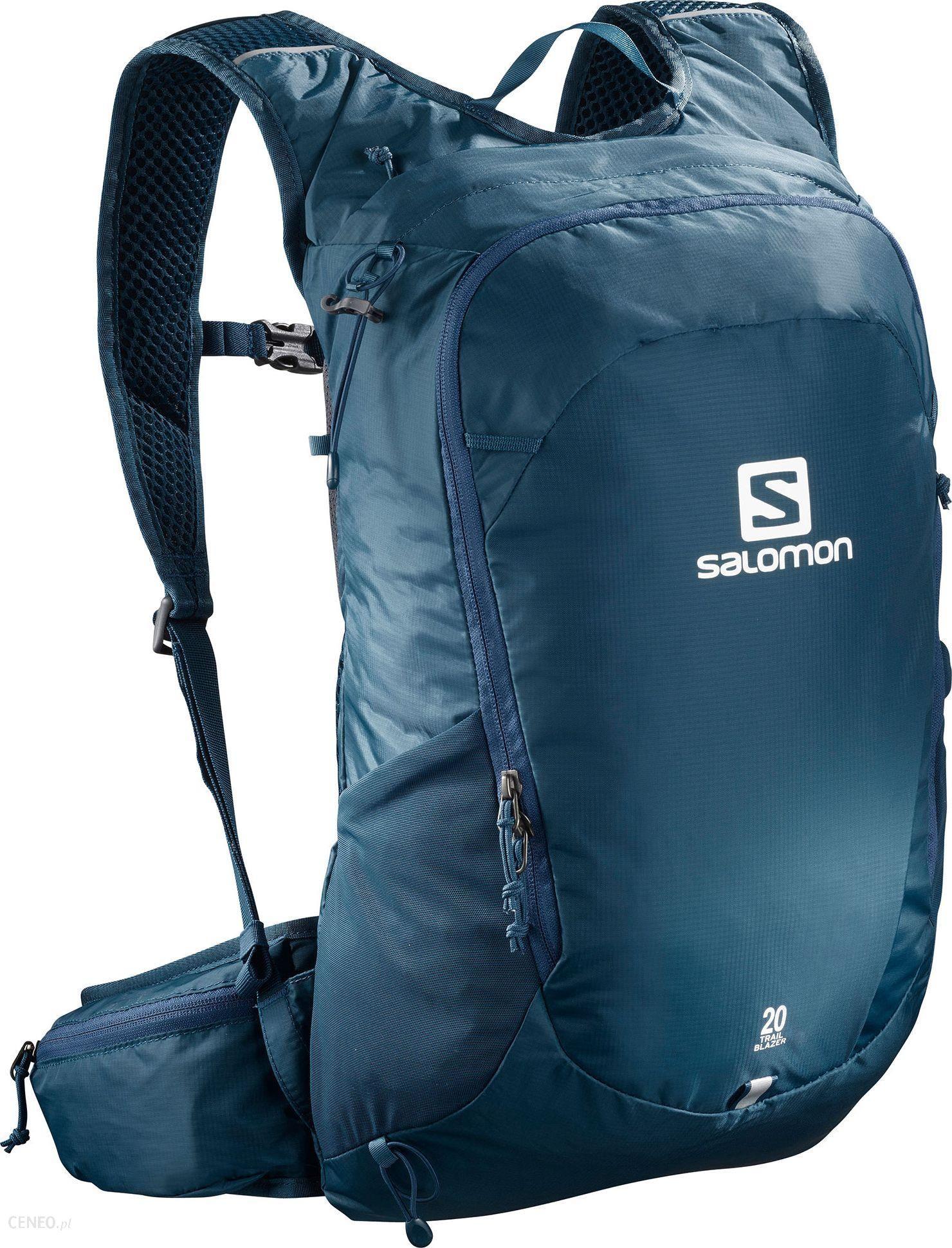 130a8df2c2d15 Plecak Salomon Trailblazer 20L Granatowy (Lc1084800) - Ceny i opinie ...