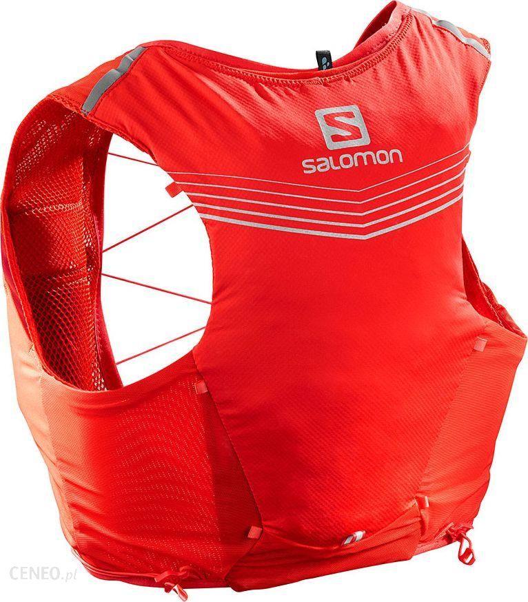 Salomon ADV Skin 12Set plecak kamizelka biegowa (czerwona)