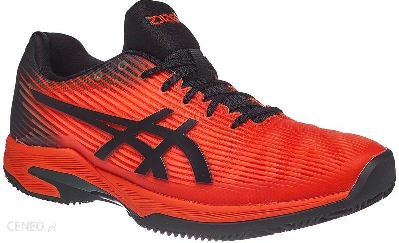 Męskie buty tenisowe Asics Solution Speed FF Clay cherry tomatoblack