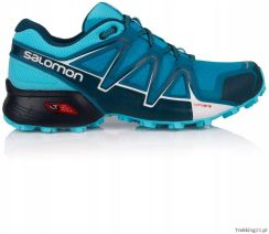 3ab3d8d2 Salomon Buty Damskie Salomon Speedcross Vario 2 Niebieskie