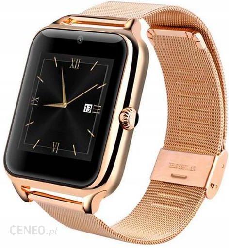smartwatch zegarek sim ios android