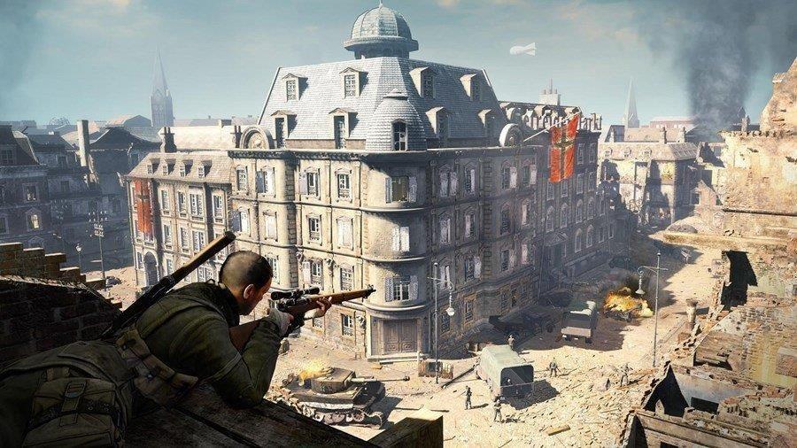 Sniper Elite V2 Remastered Gra Ps4 Ceny I Opinie Ceneo Pl