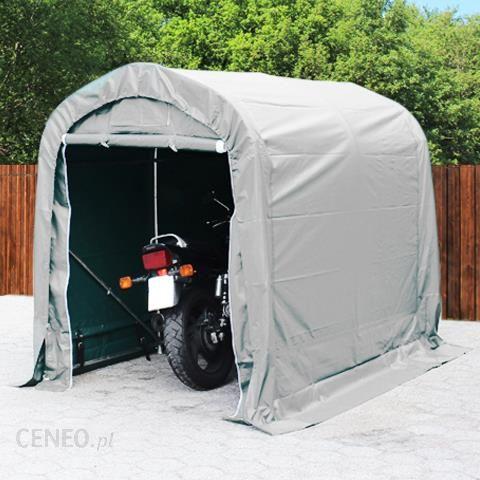 Profinamiot Namiot Garażowy Pvc 550G Szary 1,6X2,4M Opinie