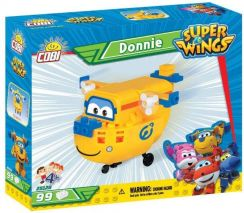 Cobi Klocki Super Wings Donnie