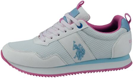separation shoes 42e77 6d237 U.S. POLO ASSN. tenisówki damskie Teva 36 białe
