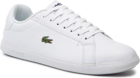 Białe Skórzane Buty Damskie Sportowe Puma rozmiar 35,5