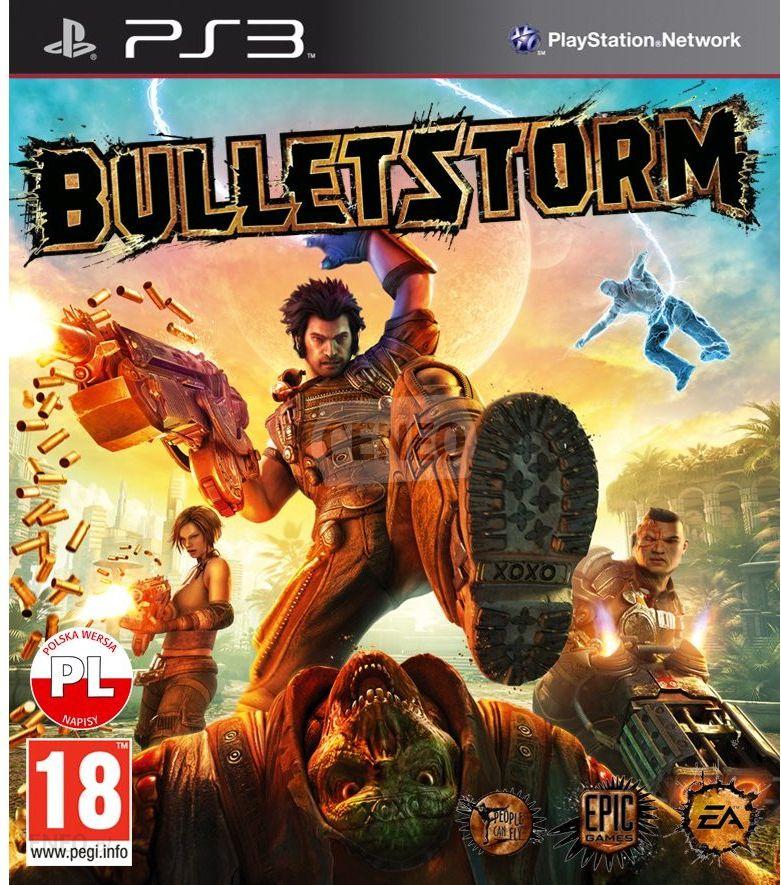 Bulletstorm Gra Ps3 Ceneo Pl