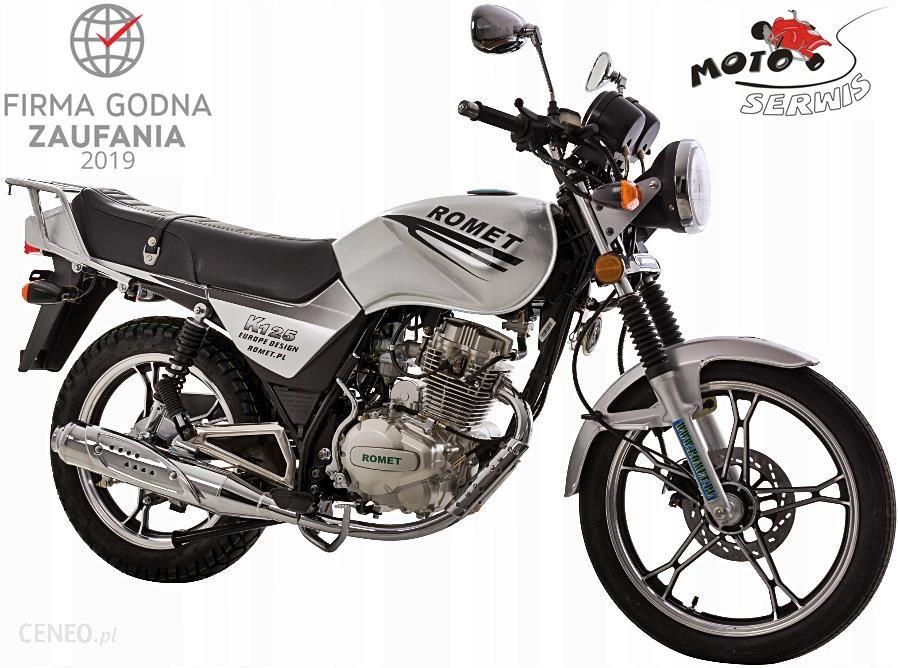Romet K 125 Fi Euro 4 Nowosc Raty Transport Opinie I Ceny Na Ceneo Pl