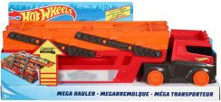 Hot Wheels Laweta Dla 50 Autek Mega Transporter GHR48