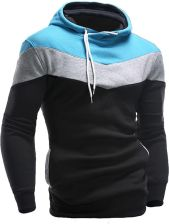 43190570f4 AliExpress Nowe 2016 Męskie Swetry i Bluzy Patchwork Swetry Mężczyźni Marka Moda  męska Dresy Bluzy Z
