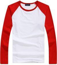 4c0c435a9b AliExpress Plus rozmiar S-XXXL Klasyczny Mężczyzna T koszula Z Długim  Rękawem V O szyi Mężczyzna