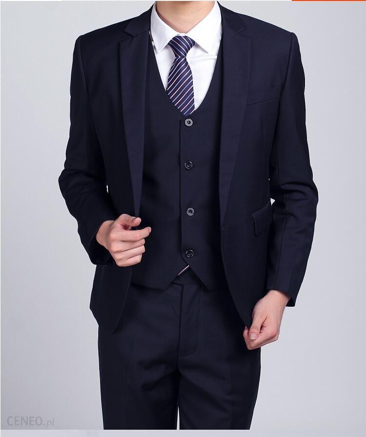 f742fe0c25bdf AliExpress Tanie Mężczyźni Marynarki Garnitury Slim Fit Smokingi Groomsmen  Suits One Button garnitury Męskie Garnitury Ślubne