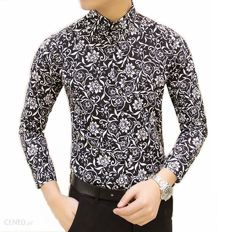 AliExpress Nowa wiosna Męskie Koszule Moda Z Długim Rękawem  Inimv