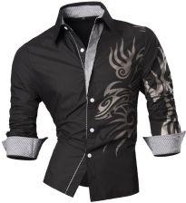 AliExpress 2019 wiosna jesień cechy koszule męskie spodnie  9XZgK