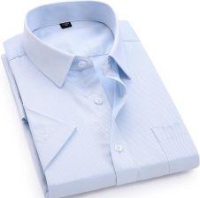 AliExpress SIMWOOD mężczyźni koszula Camisa społecznego  JdU4O