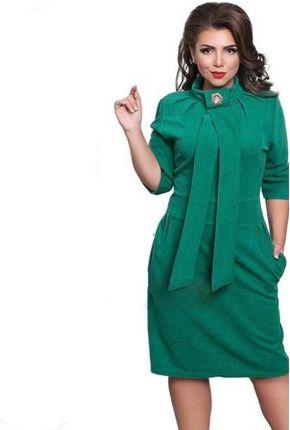 14f3bf69de AliExpress 2018 New Designer Sukienka Kobiety Plus Size Vestidos Felame  Panie Golfem Ponadgabarytowych 6XL Kolano Długość
