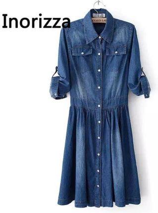 f7b1290ae9 AliExpress Wiosna i Jesień W Nowym Stylu Kobiety Mody Plus Size Sukienka