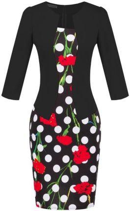 a0d5144f2b AliExpress Sexy Dorywczo Letnie Sukienki Biurowe Kobiety Dwuczęściowy Kratę  Bandaża Ołówek Lolita Flory Hafty Duże Plus