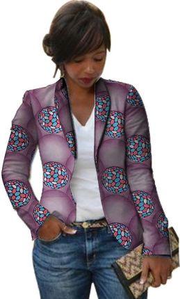 e7aacb8e04 AliExpress Kobiety Retro afryki marynarka kobiet wzór mody drukowane  garnitur znosić stroje klienta pani Dashiki ubrania