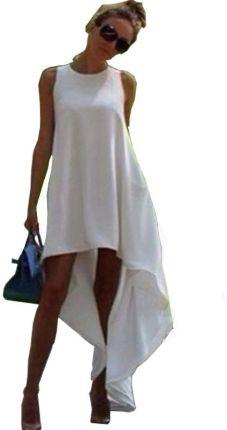 82862b25d7 AliExpress Plus Rozmiar 5XL Kobiety Letnia Sukienka Czeski Nieregularne  Plaża Tunika Sukienka Luźne Raca Kobiet Boho