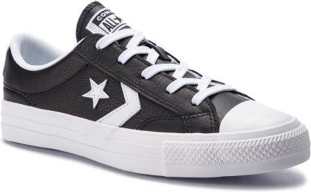Converse Trampki Star Player Ox 161595C BlackWhiteWhite