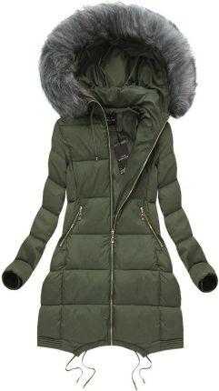 bf58efc60fcd9 Orsay Pikowana kurtka z kapturem - Ceny i opinie - Ceneo.pl