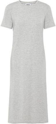 066a35bad1 Vero Moda Sukienka damska Gava Ss Dress Wma Noos LightGrey Melange (rozmiar  XS)