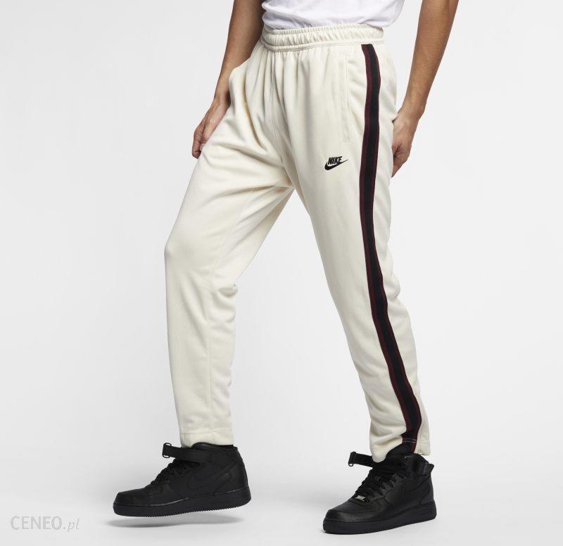 Spodnie męskie Nike Sportswear Kremowy Ceny i opinie Ceneo.pl