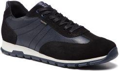 d68048b913644 Sneakersy WOJAS - 9056-71 Czarny/Granat eobuwie