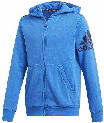 Adidas F50 FZ Hood bluza chłopięca
